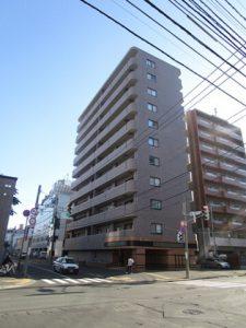 ダイアパレス医大南Ⅱ(札幌市中央区南4条西13丁目1-1)